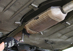 catalytic converter repair naperville